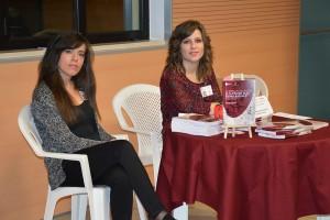 Da sinistra: Donatella Oppido e Francesca Pace