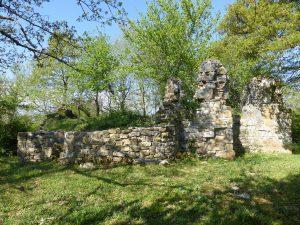 Resti dell'antica città di Acermontis