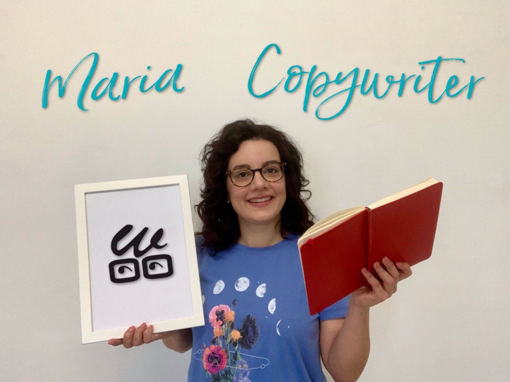 Logo Maria Copywriter